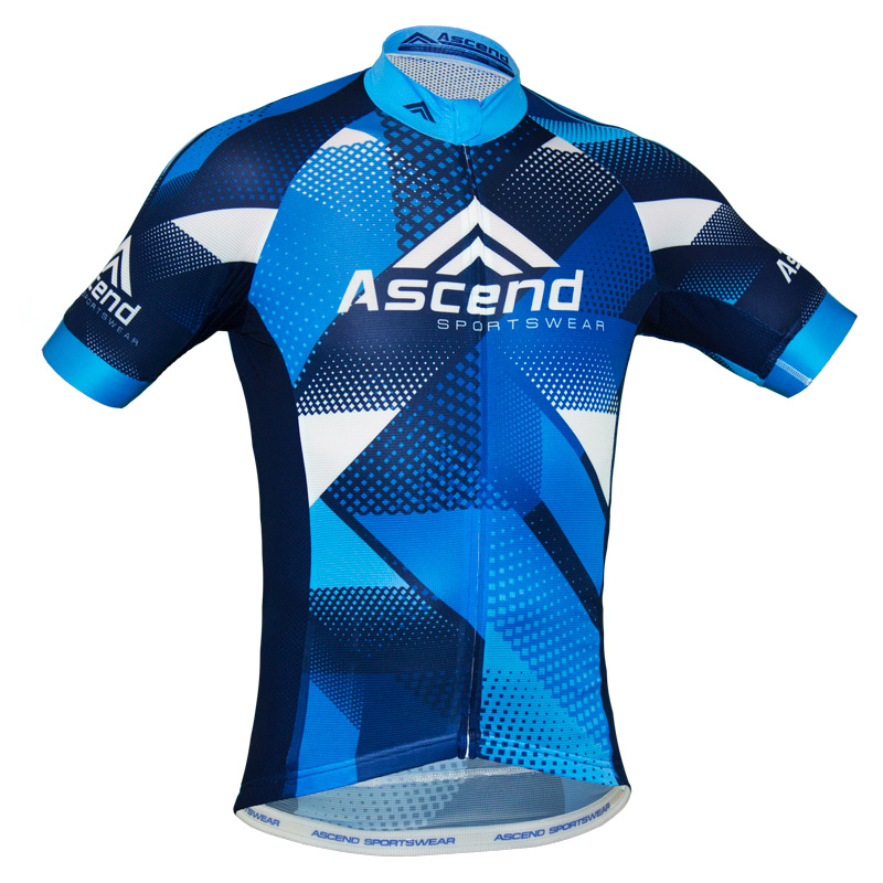custom cycling jersey template - apex custom cycling jersey ascend sportswear