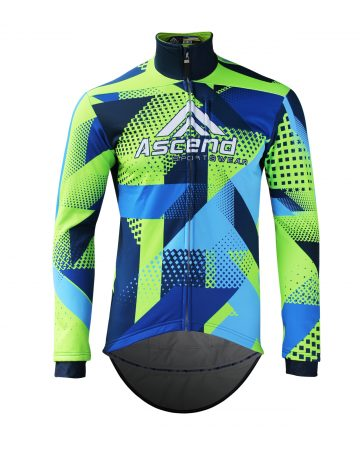 APEX Cycling Thermal Jacket (Men's-AE009) – FRONT