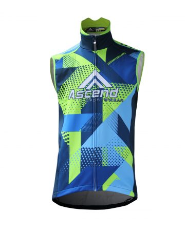 APEX Cycling Thermal Vest (Men's) – FRONT
