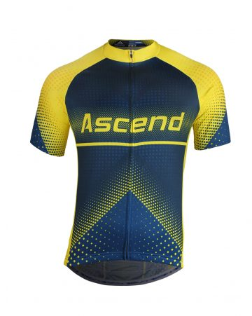Elevate Cycling Jersey (Men's Sport) – FRONT