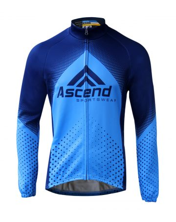 Elevate Cycling Thermal Jacket (Men's) – FRONT