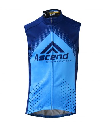 Elevate Cycling Thermal Vest (Men's) – FRONT