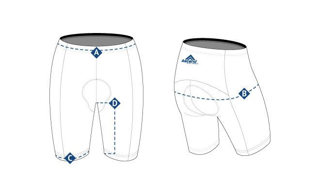 Mens-Cycling-Shorts