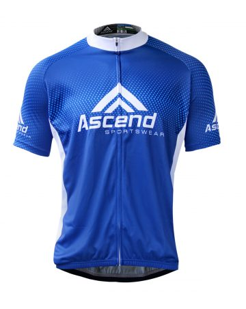 Touring Cycling Jersey (Men's Club) – FRONT