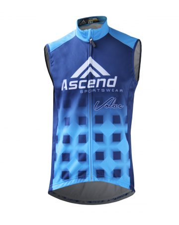 Volare Cycling Thermal Vest (Men's) – FRONT